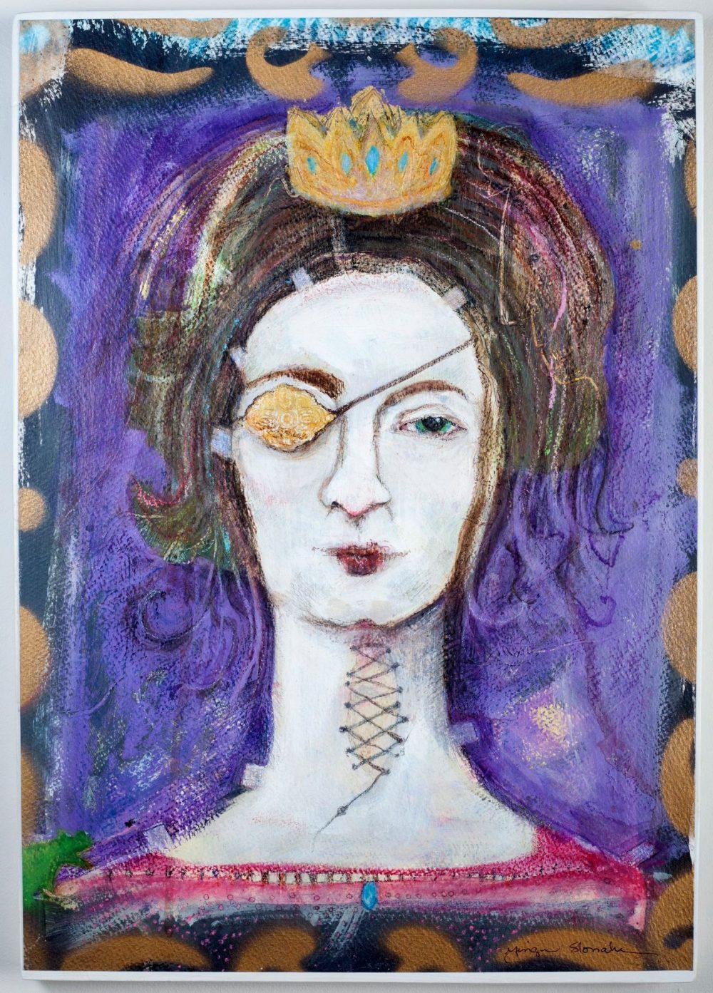Artist: Ginger Slonaker. Used withpermission