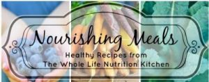 Nourishing Meals Recipe Blog Image