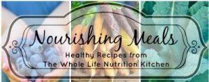 Nourishing Meals Recipe Blog Image