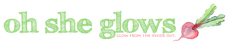 Oh She Glows Website Image