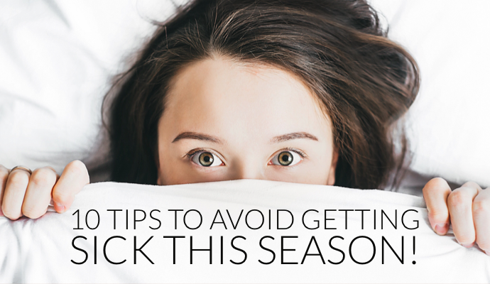 Avoid the cold and flue